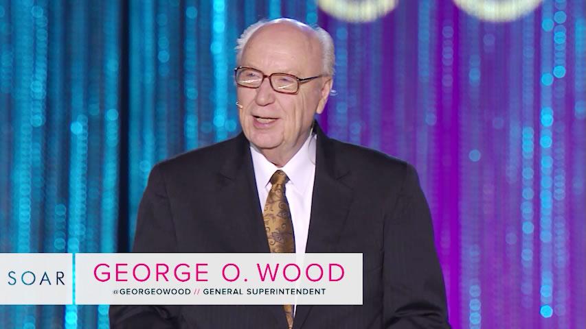 George O Wood