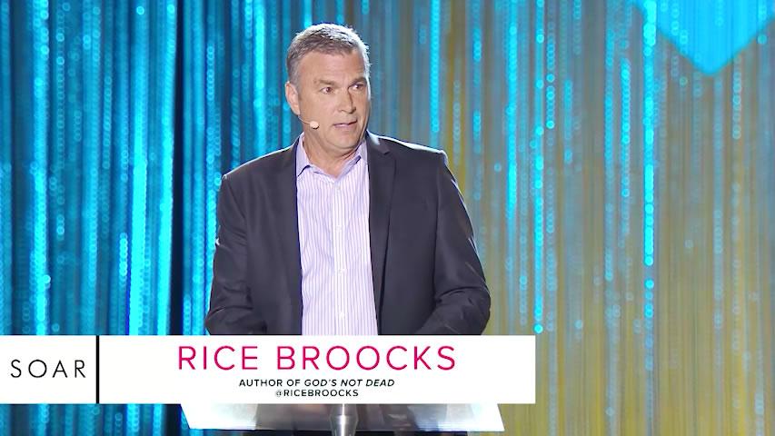 Rice Broocks