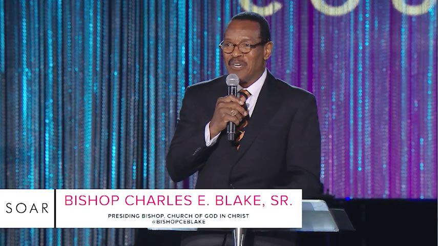 Bishop Charles E. Blake, Sr.