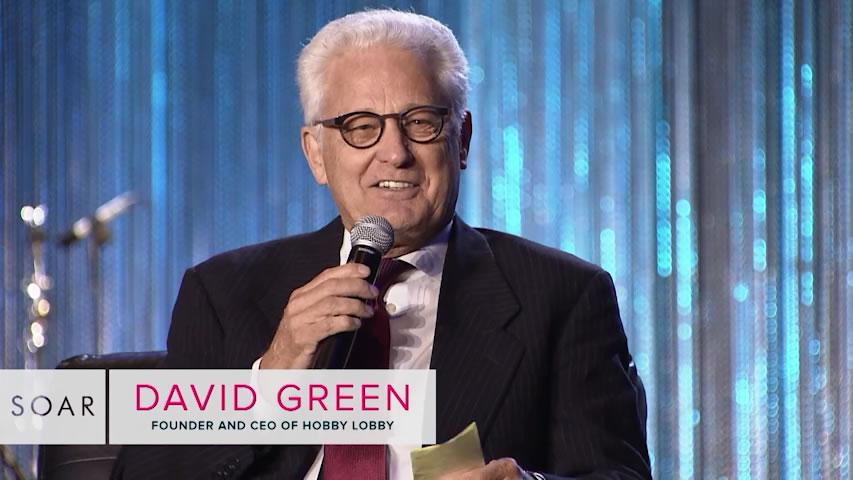 Testimony – David Green