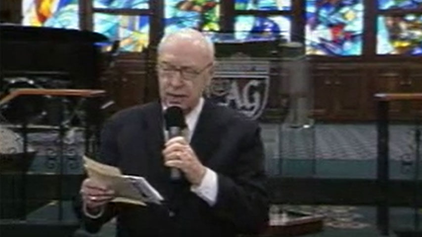 Testimony - Dr. George O. Wood