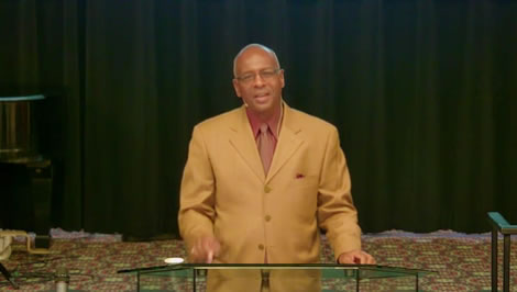 Loving Our City The Way Jesus Does - Bishop Walter Harvey