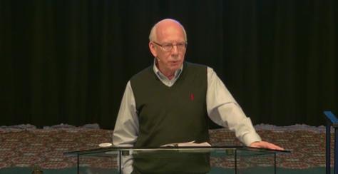 Maxims for Spiritual Leadership - Dr. James Bradford