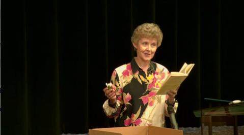 Personalities of the Paraclete - Dr. Deborah Gill