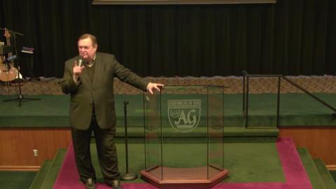 Sustaining Faith - Randy Hurst