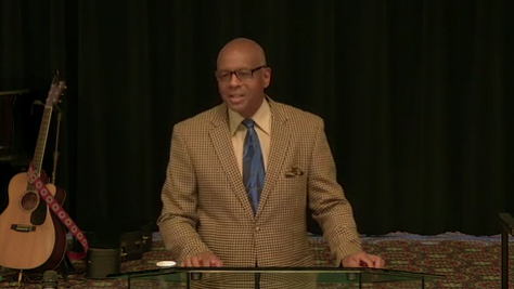 Twelve Seasons In A Vision - Bishop Walter Harvey