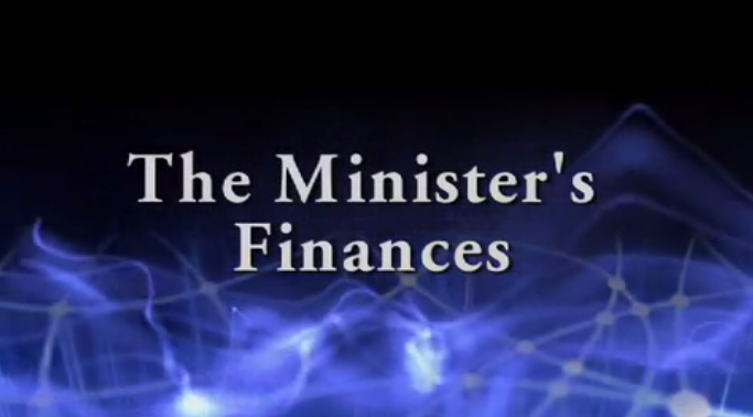 The Ministers Finances
